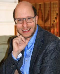 Huisorganist Gerben Mourik